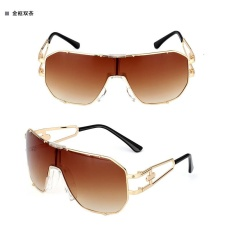 Pria dan Wanita Fashion Kacamata Hitam Olahraga UV400 Cermin Menyelam Type  Flat Cermin Kacamata-Intl fd66809a46