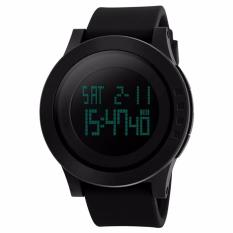 Review Jam Tangan Pria Sport Led Digital Watch Water Resistance Wristwatch Skmei 1142 Terbaru