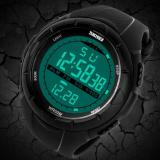 Diskon Skmei Jam Tangan Pria Sport Watch Digital Watch Waterproof 50M 1025 Black Skmei Di Indonesia