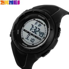 Jual Skmei Jam Tangan Pria Sport Digital Waterproof 50M 1025 Grey Import