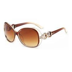 Wanita Kacamata Pria Klasik Mengemudi Kemah Matahari Kacamata Hitam Kacamata  Eyewear Coklat fb24ab1e15