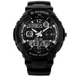 Harga Mens Digital Quartz Jam Tangan Militer Watch Putih Termahal