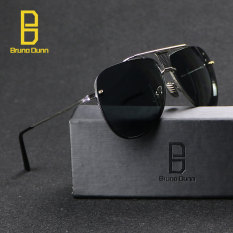 Diskon Produk Men S Eyewear Sunglasses Men Rectangle Sun Glasses Color Brand Design Dita Aviator Grey Frame Gray Lens Intl