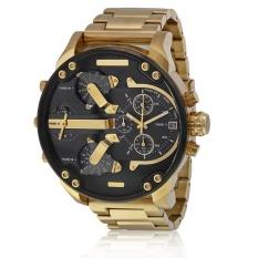 Jual Men S Fashion Luxury Watch Stainless Steel Analog Quartz Sport Mens Jam Tangan Moonar Asli