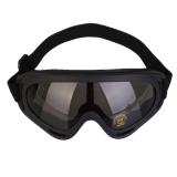 Beli Mens Oversized Sunglasses Matte Karet Hitam Polarized Motor Cycle Sport Hot Intl Online Terpercaya