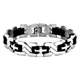 Harga Men S Stainless Steel Bracelet Bangle Intl Dan Spesifikasinya