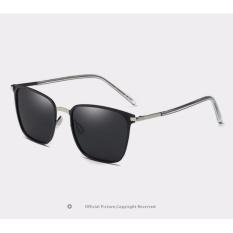 Spek Kacamata Hitam Pria Kotak Baru Polarized Sunglasses P0864 Driver Logam Sunglasses Sunglasses
