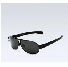 Iklan Pria Kacamata Terpolarisasi Lensa Driver Berjemur Kacamata Pria Kacamata Aksesoris Hitam Intl