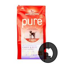 Jual Meradog Pure 4 Kg Dog Lamb And Rice Online Di Dki Jakarta