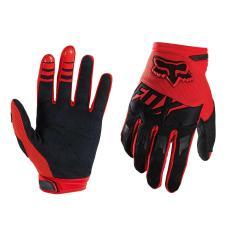 Merah - Fox Dirtpaw Youth 2016 Sarung Tangan Sepeda Motor Touring Tour Bikers Bike Gloves Sports