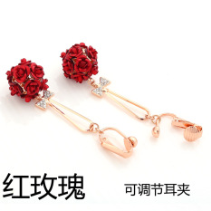 Toko Merah Perempuan Style Liontin Anting Other