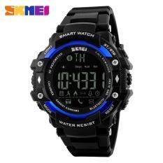 merek Watch 1226 pria menonton Fashion kolam olahraga Digital Watches Pedometer kalori Bluetooth kebugaran Tracker remote kamera