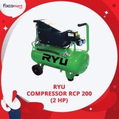 Mesin Kompresor 2 HP / RYU Compresor RCP200