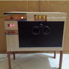 Mesin Penetas Telur EM 50 DS - Full Otomatis Digital