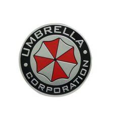 Beli Logam 3D Umbrella Korporasi Lencana Lambang Bagasi Mobil Stiker Mobil International Cicilan