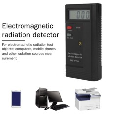 MHS 1 Pc Battery Operated Lcd Digital ElectromagneticRadiationdetector Emf Meter Tester Hot   - intl