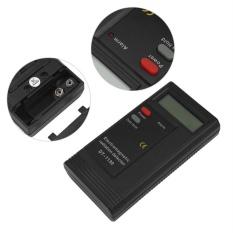 MHS 1 PC Yang Dioperasikan LCD Digital Elektromagnetik Radiationdetector EmfMeter Tester-Intl