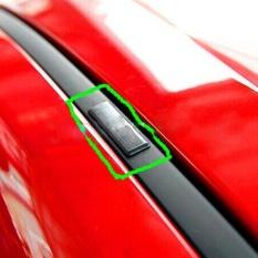 MHS Mobil Kendaraan Roof Rack Moulding Clip Dustproof Cover Penggantian Formazda Hitam-Intl