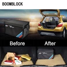 MHStore 1X Mobil Styling Trunk Lipat Kapasitas Kendaraan Storagebox untuk BMW E46 E39 E90 E60 E36 F30 F10 E34 X5 E53 E30 F20-Intl