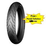 Jual Beli Michelin Pilot Street 110 80 14 Tubeless Ban Matic Free Pentil Tubeless Baru Indonesia