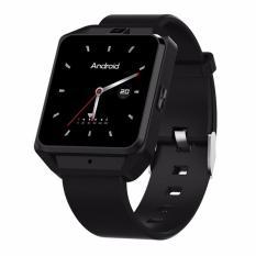 Microwear H5 4G Smartwatch Phone 1.54 inch MTK6737 Quad Core 1.1GHz 1G RAM 8G ROM GPS WiFi Heart Rate / Sleep Monitor Sedentary Reminder