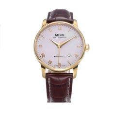 Spesifikasi Mido Baroncelli Pria Mesin Otomatis Swiss Watch M8600 3 26 8 Intl