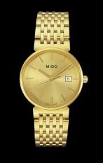 Mido Dorada M1130.3.12.1 - Jam Tangan Pria - Gold