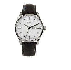 Mido Helmsman Pria Mesin Otomatis Swiss WatchesM005 430 16 031-80-Intl