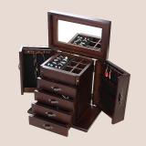 Jual Miki Korea Multifungsi Asesoris Kalung Gelang Kotak Koleksi Perhiasan Penyimpanan Kotak Branded Murah