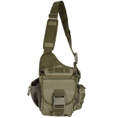 Jual Militer Luar Taktis Saddle Bag Camping Travel Hiking Trekking Shoulder Pack Intl Timezone Asli