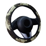 Gaya Militer Car Steering Wheel Cover Universal Braid Di Setir Mobil Empat Musim Umum O Shi Mobil Intl O Shi Car Diskon