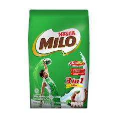 Milo 3 In 1 Activ Go Polybag 35 Gr Isi 20 Asli