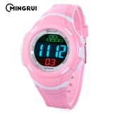 Jual Mingrui Mr 8559082 Kids Led Digital Watch Alarm Calendar Chronograph Display 3Atm Wristwatch Intl Mingrui Online