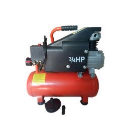 MAXPUMP Mesin Kompresor Udara / Air Compressor Oil 3/4 HP 10 Liter Cat Air Brush - Orange