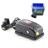 Beli Mini 3 W Super Silent Adjustable Aquarium Ikan Tangki Oksigen Pompa Udara Internasional Cicilan