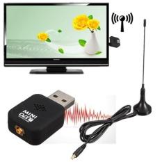 Mini DVB-T USB 2.0 Digital TV HDTV Stick Tuner Recorder Receiver With Remote - intl