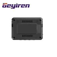 Mobil Kecil Geyiren E260 Mobil HUD Yang Mengepalai Tampilan OBD II Antarmuka Suara/Kecepatan/Suhu/Baterai Tegangan/ Jam/Bahan Bakar ConsumptionBlack (Warna: Hitam)-Intl