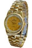 Promo Mirage Date H200D35Mgr7908Brplgpg Jam Tangan Wanita Gold