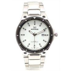 Spesifikasi Mirage Jam Tangan Pria Original 7569 Brp M White Yang Bagus