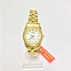 Dapatkan Segera Mirage Jam Tangan Wanita Rx Tgl Gold L1580