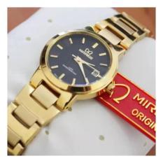 Mirage -  - MGE776MLG - Jam Tangan Wanita Original - strap Stainless - Black Gold