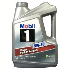 Mobil 1 5W-30 Full Synthetic API SN Ilsac GF-5 Newer Vehicle Formula 4L