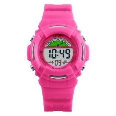 Mode SKMEI Olahraga Anak-anak Jam Tangan Anak Alarm Tonton Chronograph Anak Air Digital Jam