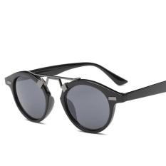 Modern Aviator Sunglasses MN5028 Full Black - Kacamata Pria dan Wanita