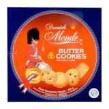 Harga Monde Butter Cookies 454Gr Monde Butter Ori