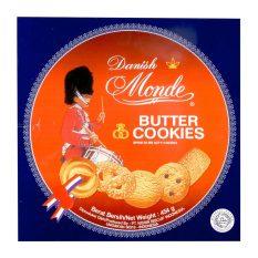 Katalog Monde Butter Cookies 454Gr Terbaru