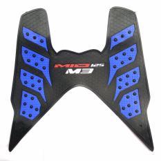 Monster Karpet Motor Mio Terbaru - Mio M3 - Mio J - Mio Soul GT 125 - Mio Z BlueCore - Biru