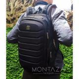 Jual Montaza Gear Bag Laptop Free Raincover Tas Ransel Laptop Old Aligator Hitam Original