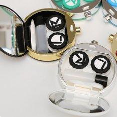 Moonar Fashion Parfum Botol Berbentuk Aksesoris Mata Lensa Kontak Kotak Case Moonar Diskon 30