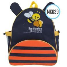 Beli Moslem Kids Tas Ransel Anak Bentuk Lebah Bee Wonders Of The Quran Untuk Paud Tk Hitam Orange Kuning Dengan Kartu Kredit